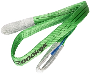 Polyester Webbing Slings - Liftking