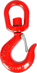 GT Alloy Steel Swivel Hooks with Safety Catch